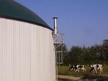 Anaerobic digester approved.