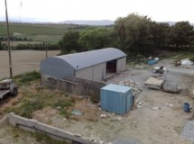 CLEUD GRANTED STORAGE OF TELECOM EQUIPMENT AT GORTREE ROAD, DRUMAHOE.