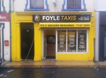 TAXI OFFICE RETAINED.