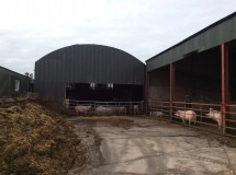 MKA PLANNING HAVE BEEN SUCCESSFUL IN A PLANNING APPEAL FOR REPLACEMENT OF 9 NO. EXISTING FARM BUILDINGS WITH NEW PURPOSE BUILT PIG HOUSE AT MELMOUNT ROAD, STRABANE.