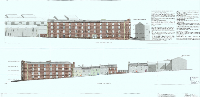 DERRY CITY AND STRABANE DISTRICT COUNCIL APPROVE ABERCORN ROAD SHIRT FACTORY CONVERSION TO B1 BUSINESS OFFICES