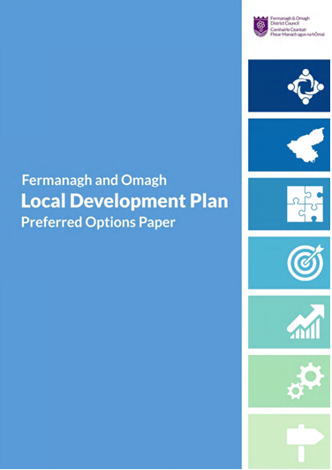 FERMANAGH & OMAGH DISTRICT COUNCIL'S COMMUNITY PLAN & LOCAL AREA PLAN.