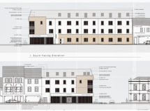 MKA PLANNING SUCCESSFUL IN GAINING PERMISSION FOR GROUND FLOOR RETAIL AND 27 NO. APARTMENTS IN SOCIAL HOUSING SCHEME IN BALLYMENA TOWN CENTRE