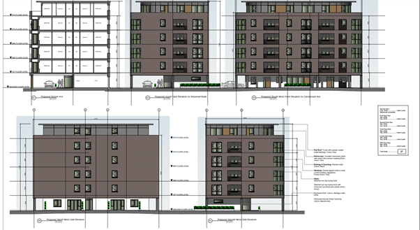 MKA PLANNING SECURE PLANNING PERMISSION FOR 27 NO. SOCIAL HOUSING UNITS ON HOLYWOOD ROAD, BELFAST.