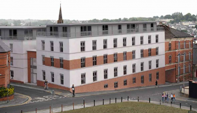 COMMUNITY CONSULTATION EVENT FOR 3 – 4 STOREY APARTMENT BLOCK BOUNDED BY HAWKIN STREET, FOUNTAIN STREET AND 10-12 CARLISLE ROAD.