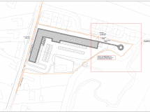 OUTLINE PLANNING PERMISSION APPROVED FOR 50 BED NURSING HOME AT MAILN ROAD, CARNDONAGH, CO. DONEGAL