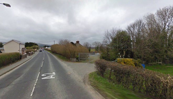 PERMISSION GRANTED FOR REPLACEMENT DWELLING AND GARAGE ON THE CULMORE ROAD, DERRY.