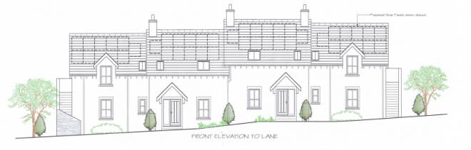 PLANNING PERMISSION GRANTED FOR AN ADDITIONAL 12 NO. HOLIDAY UNITS ADJACENT TO THE SALTHOUSE HOTEL IN BALLYCASTLE