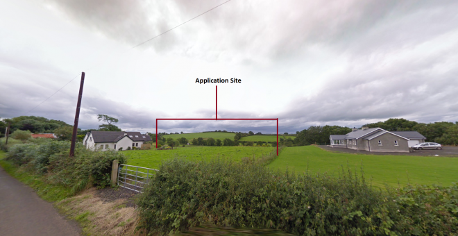 MKA PLANNING ARE AGAIN SUCCESSFUL IN OBTAINING PLANNING PERMISSION FOR AN INFILL DWELLING.