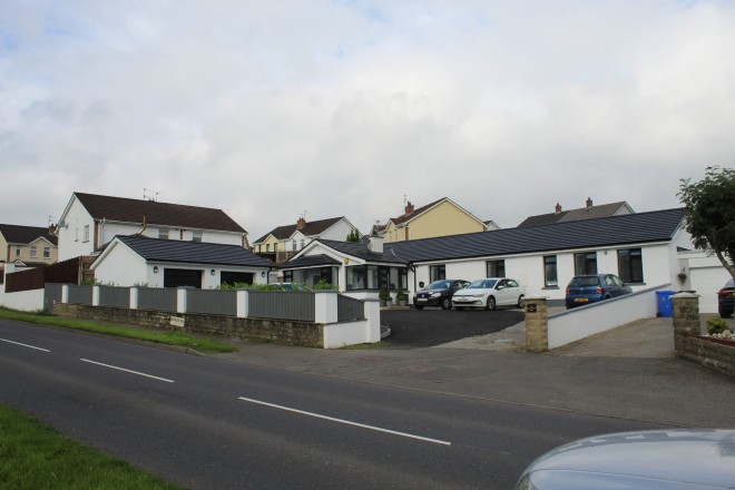 MKA PLANNING OBTAIN PERMISSION FOR THE RETENTION OF A DOUBLE GARAGE ON BELT ROAD