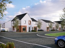 CAPPAGH GREEN SOCIAL HOUSING SCHEME NEARING COMPLETION